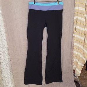 Gap brand gap fit flex black bootcut pants